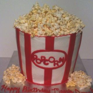 personalized popcorn buckets