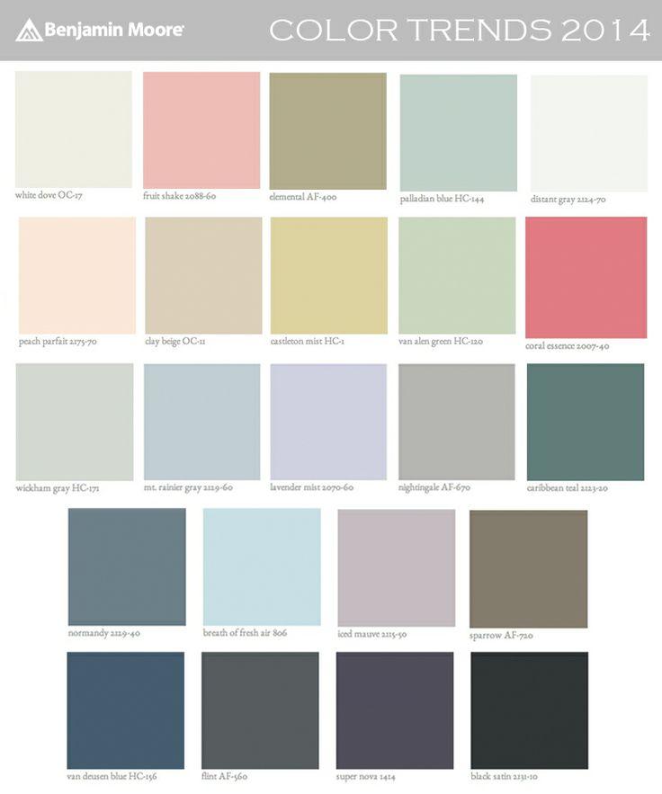 2014 Paint Colors 75 best cool colors images on pinterest