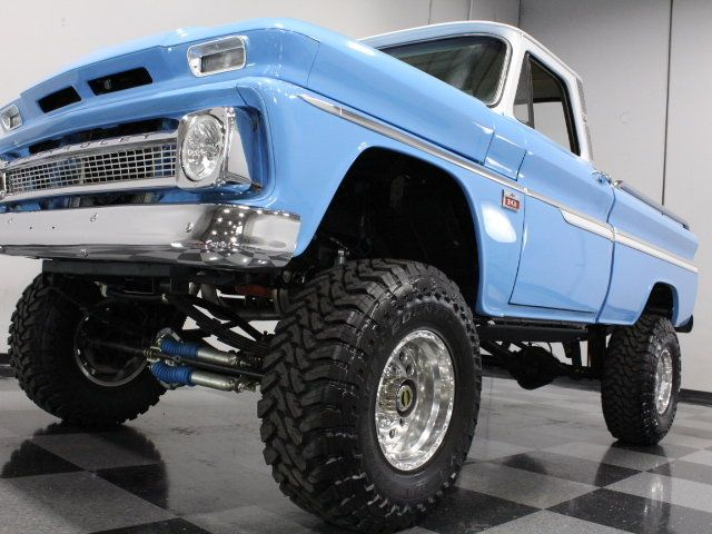 60-66 Chevy And GMC 4X4's Gone Wild - Page 22 - The 1947 - Present Chevrolet & GMC Truck Message Board Network