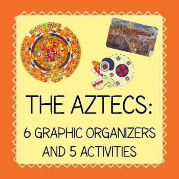 This resource on the Aztecs is designed for use by Social Studies/History teachers to help students organize basic facts about the Aztec peoples and their civilization that flourished in Mesoamerica in the centuries before the arrival of the Spanish conquistadors.
