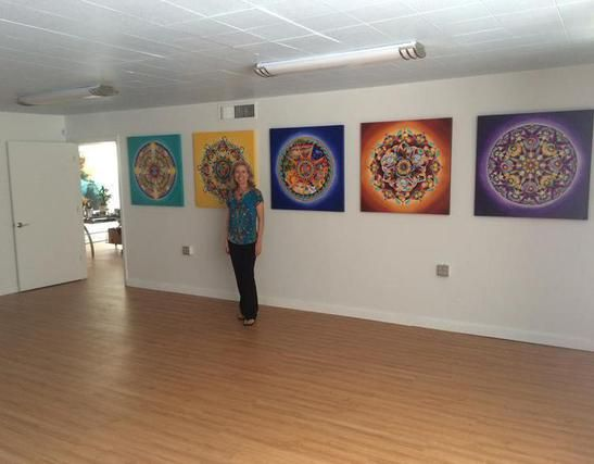 Central Phoenix Yoga Studio Rental Space