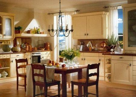 Fotos de cocinas peque as rusticas4 casa y deco pinterest - Imagenes de cocinas pequenas ...