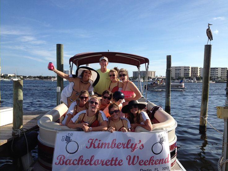 1000 images about destin bachelorette party ideas on for Fun bachelorette party destinations