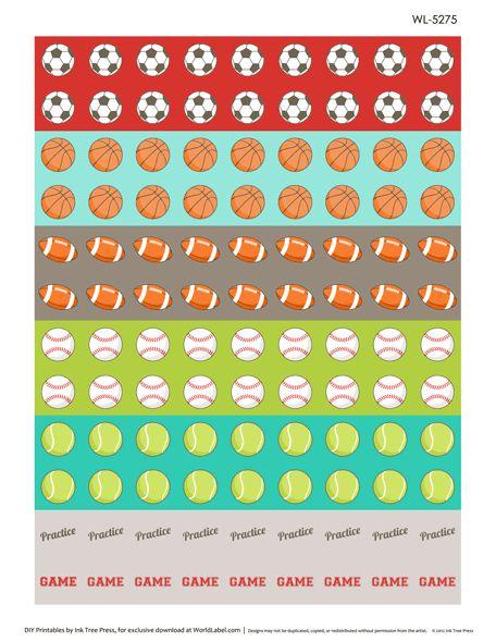 Calendar_Labels_sports