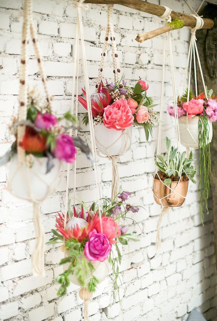 Mariage Ethnique Moderne - Design Dessine-moi une etoile - Fleurs Aude Rose - Photo Annaimages - Ceremonie laique