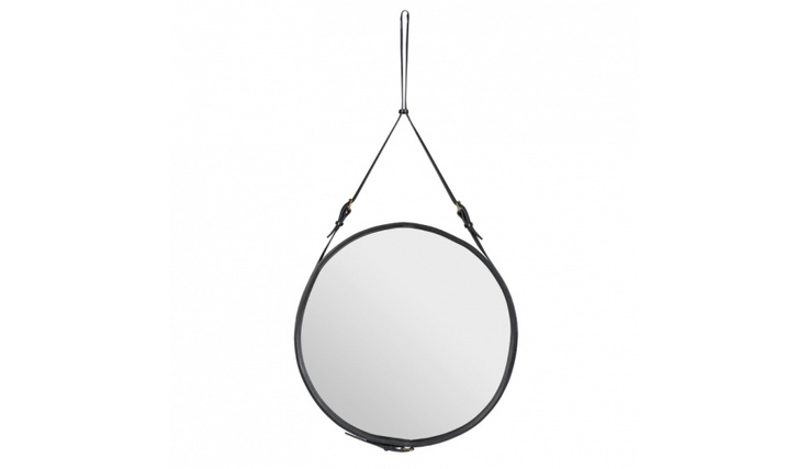 Adnet Wall Mirror | Gubi | Accessories |