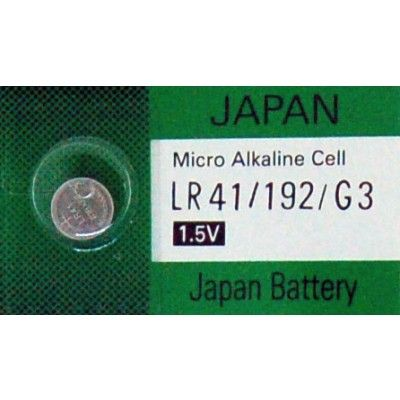 Alkaline Watch Battery LR41. Cheap prices at http://watch-batteries-australia.com.au/index.php/lr41.html  Enjoy a flat rate shipping of only AUD$1.50 on all orders!!!  #WatchBatteryAustralia #WatchBattery #AlkalineLRandHighVoltageRange #AlkalineWatchBattery #WatchBatteryReplacement #LR41