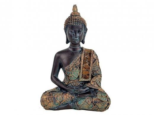 FIGURKA BUDDA (WYS. 15CM, BUDDHA)