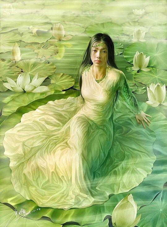 192 best Fantasy Art images on Pinterest   Drawings, Digital art ...