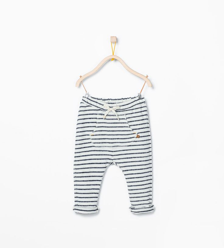 COLORED TROUSERS-Leggings & Trousers-Baby girl (3 months - 3 years)-KIDS | ZARA United States