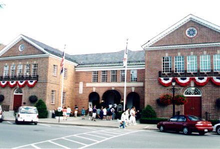 National Baseball Hall of Fame, Cooperstown, New York
