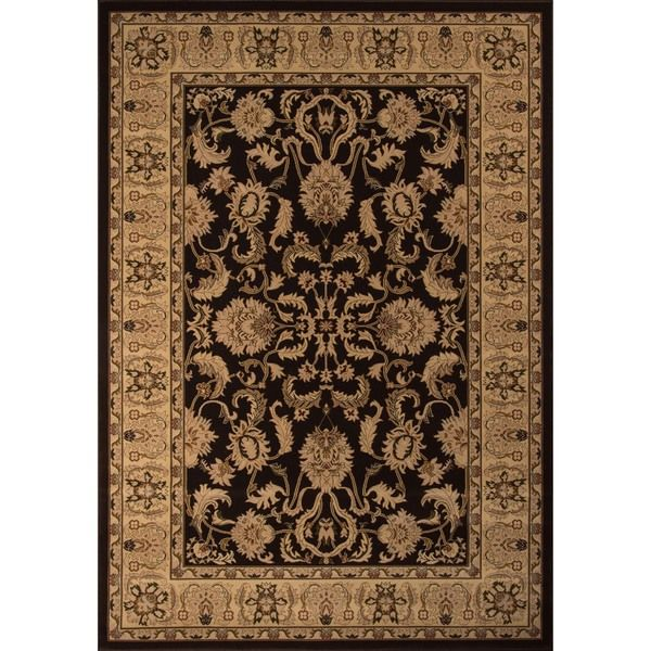 Westminster Agra Brown Power Loomed Rug 710