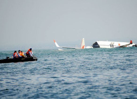 Russian Military Plane With 92 Aboard Crashes Into Black Sea