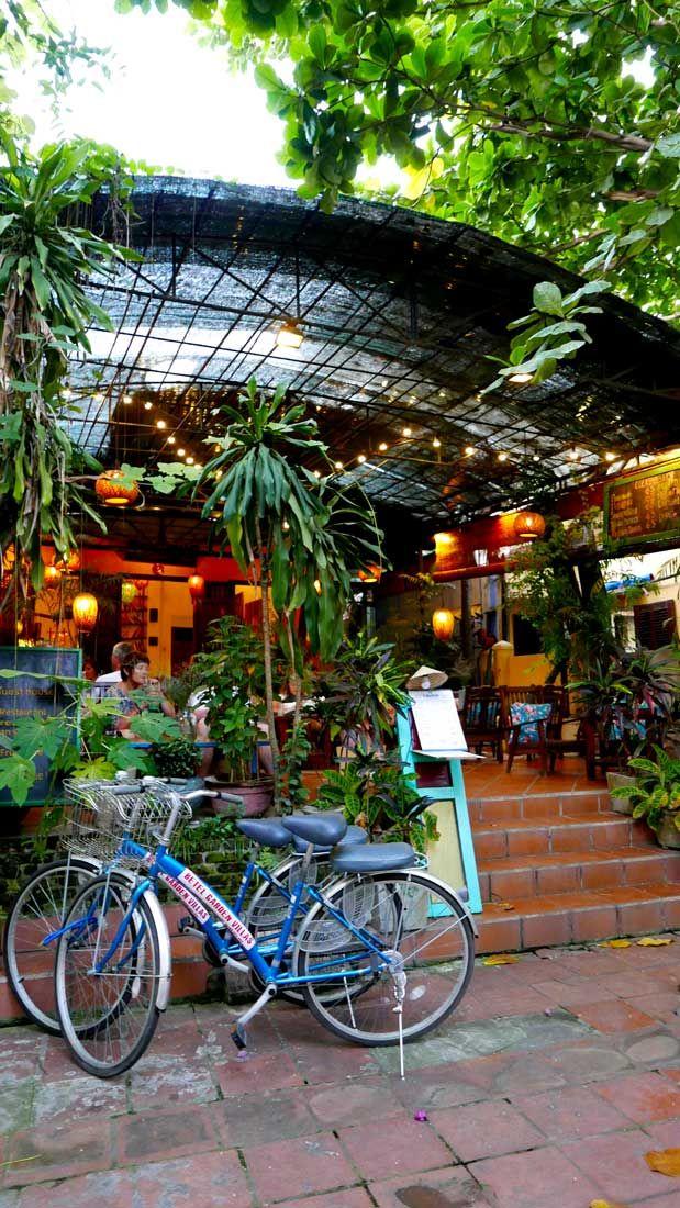 La Tonnelle - French x Vietnam restaurant in Hoi An, Vietnam