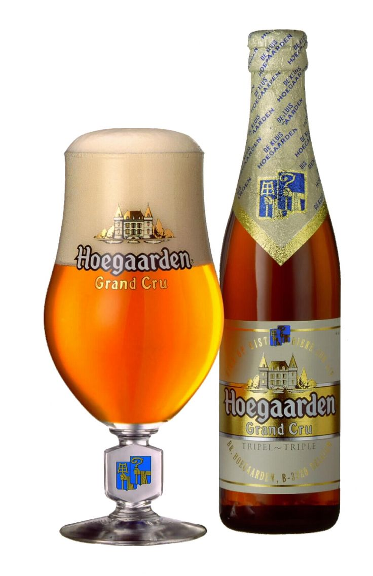 Hoegaarden Grand Cru - Brouwerij De Kluis, Hoegaarden, België. Beoordeling GGOB: 8,3. Eigen beoordeling: 7,8