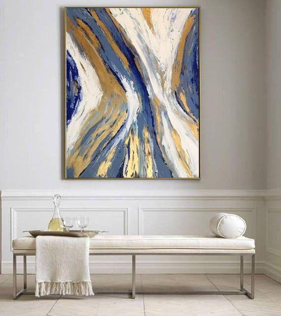 plus de 25 id es tendance dans la cat gorie peintures sur toile abstraite sur pinterest art. Black Bedroom Furniture Sets. Home Design Ideas