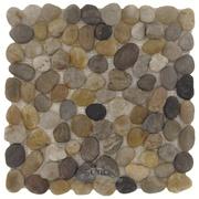 Shower Floor Pebble Tile, hmmmmmmm