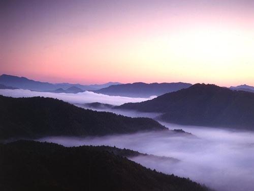 Jirisan Shrouded by Cloud | Korea