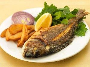 Çipura Balığı Malzemeleri  1 Çipura 1 yemek kaşığı un 1 tatlı kaşığı kekik 1…