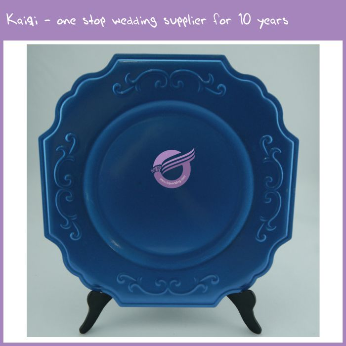 1000 ideas about wedding charger plates on pinterest for Plastic fish bowls bulk