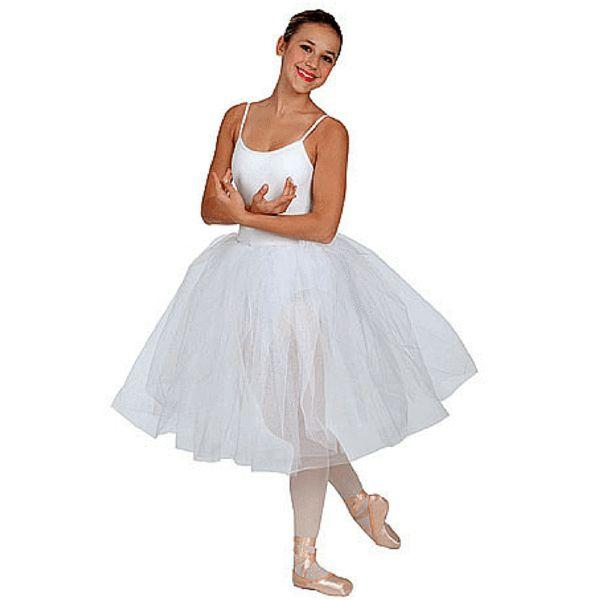 Capezio 9830 Romantic Tutu Skirt