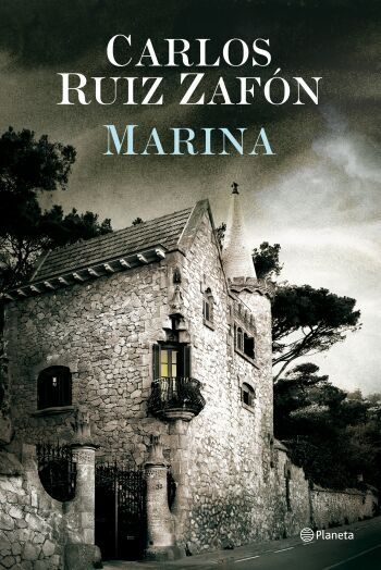 Marina , by Carlos Ruiz Zafon, one of the best writers . A complicated story that mixes drama, suspanse, an international sell out.