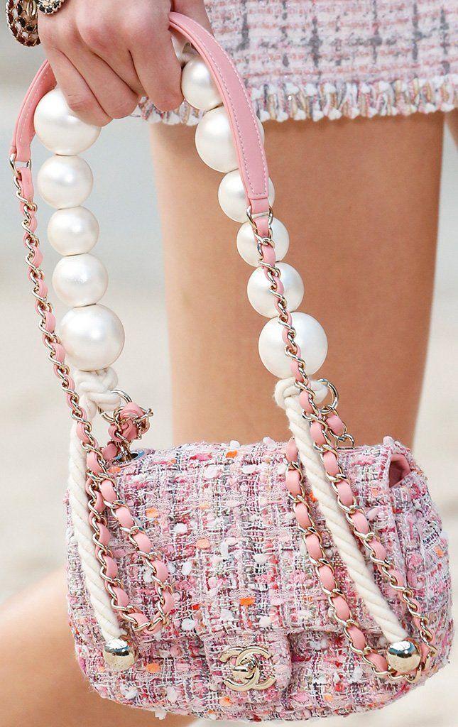 eeb4942c9a98 Chanel Spring Summer 2019 Runway Bag Collection