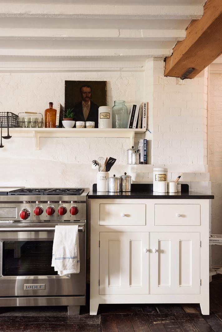 11 White Kitchen Design Ideas Adding Warmth Cottage Style
