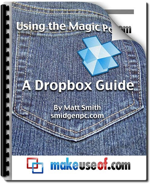 The First Unofficial Guide To Dropbox