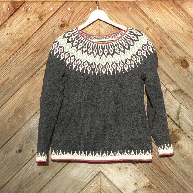 Telja ist fertig #knitlovewool #dererumnatura #stricken