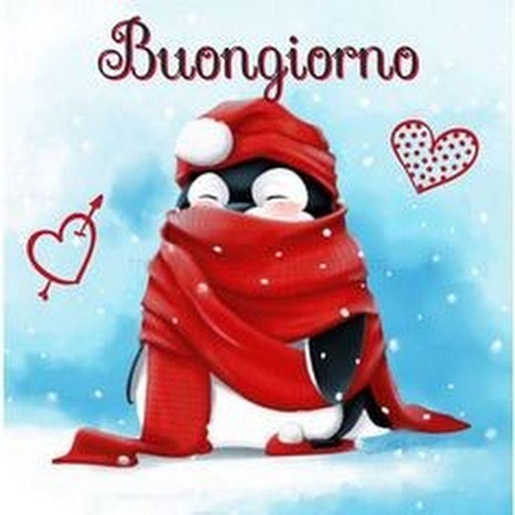 Buongiorno con freddo