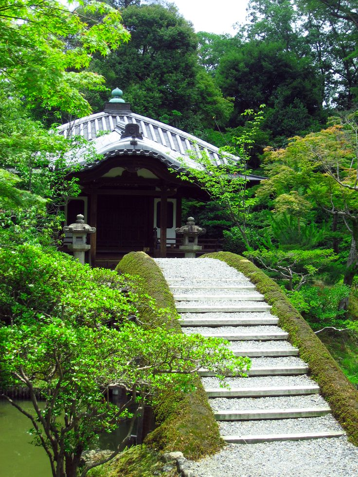 3497 best japanese garden images on pinterest japanese for Gardens and villa