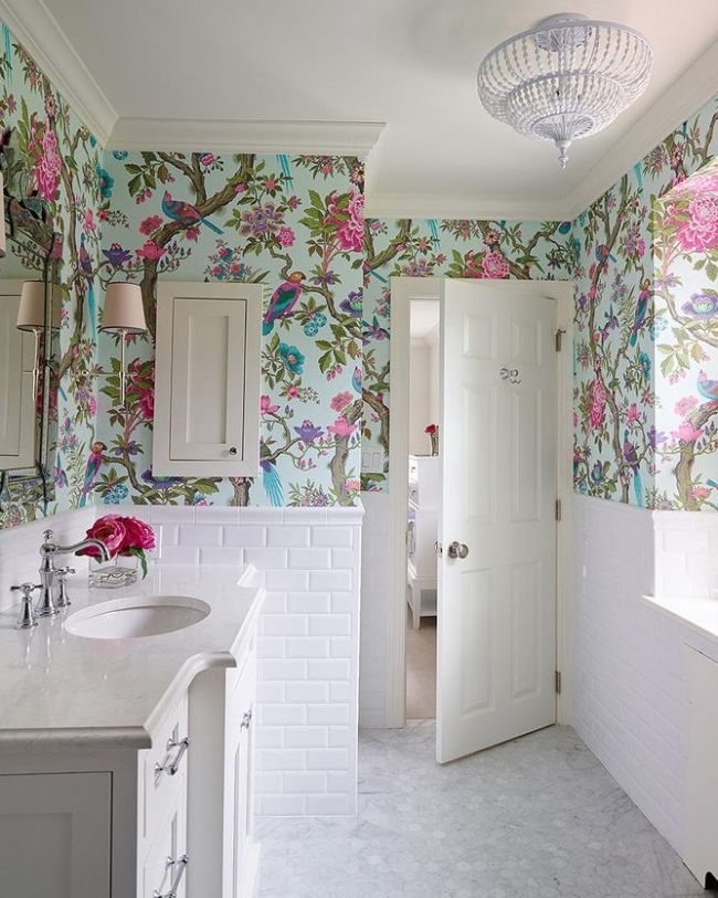Shophouse Design Cole and Son Wallpaper