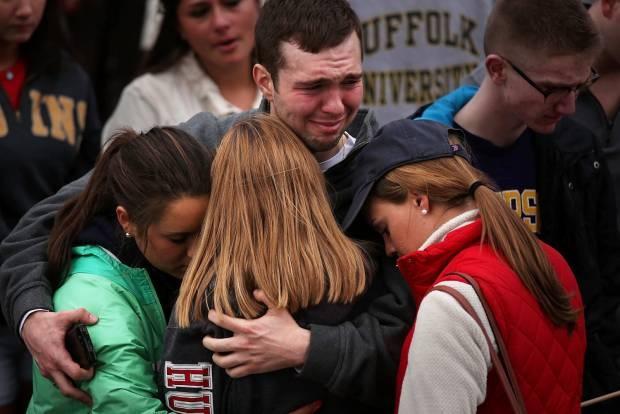 Pesan Cinta Pasca-ledakan Bom Boston