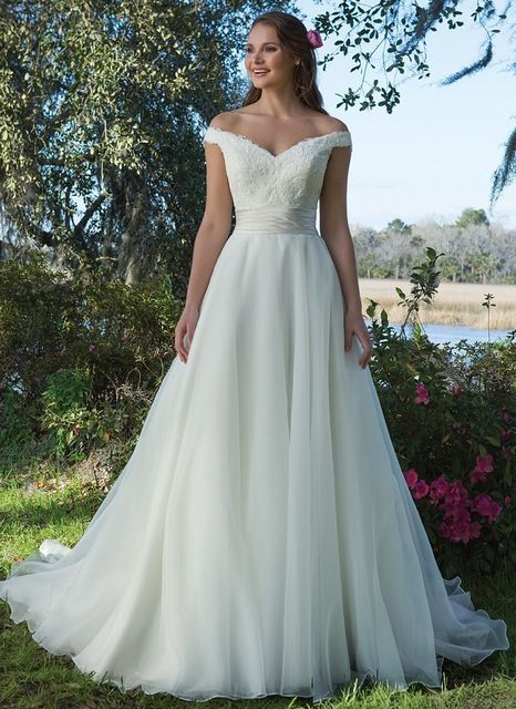 55 Best Wedding Dress Trend Clean Lines Images On