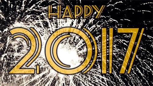 25 Great Happy New Year Gifs to Share - Best Animations