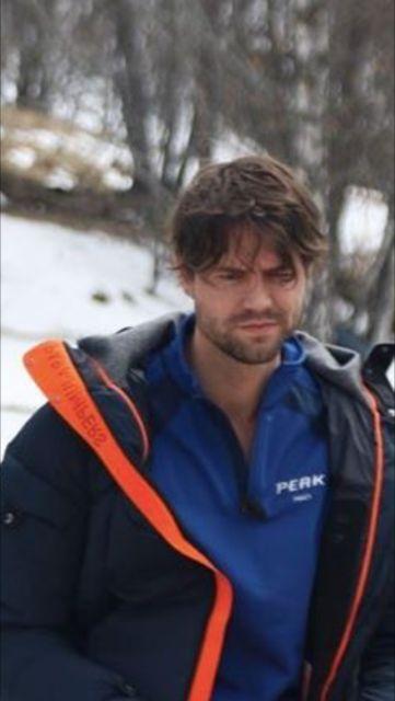 Simon Keizer in Les Deaux Alpes (De winter Voorbij). April 2016