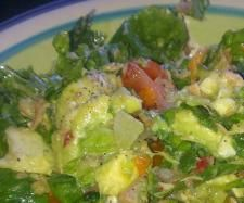 Recipe Chop chop garden lunch salad by Hayley Bulloch - Recipe of category Main dishes - others