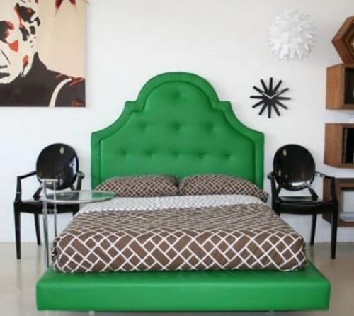 Bedroom Interior Designs Green Blue And Orange Bedroom Boys Bedroom Colors For Boy Bedroom Art Reddit: 17 Best Ideas About Green Headboard On Pinterest