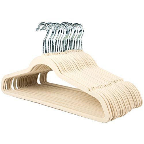 Ivory Adult Velvet Hanger Pack Of 50 >>> Be sure to check out this awesome product.