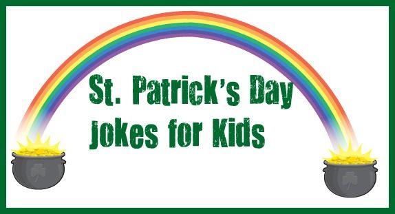 St. Patrick's Day Jokes for Kids