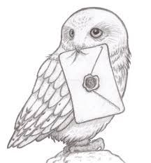 Harry Potter Hedwig Disney Animation In 2019 Zeichnungen