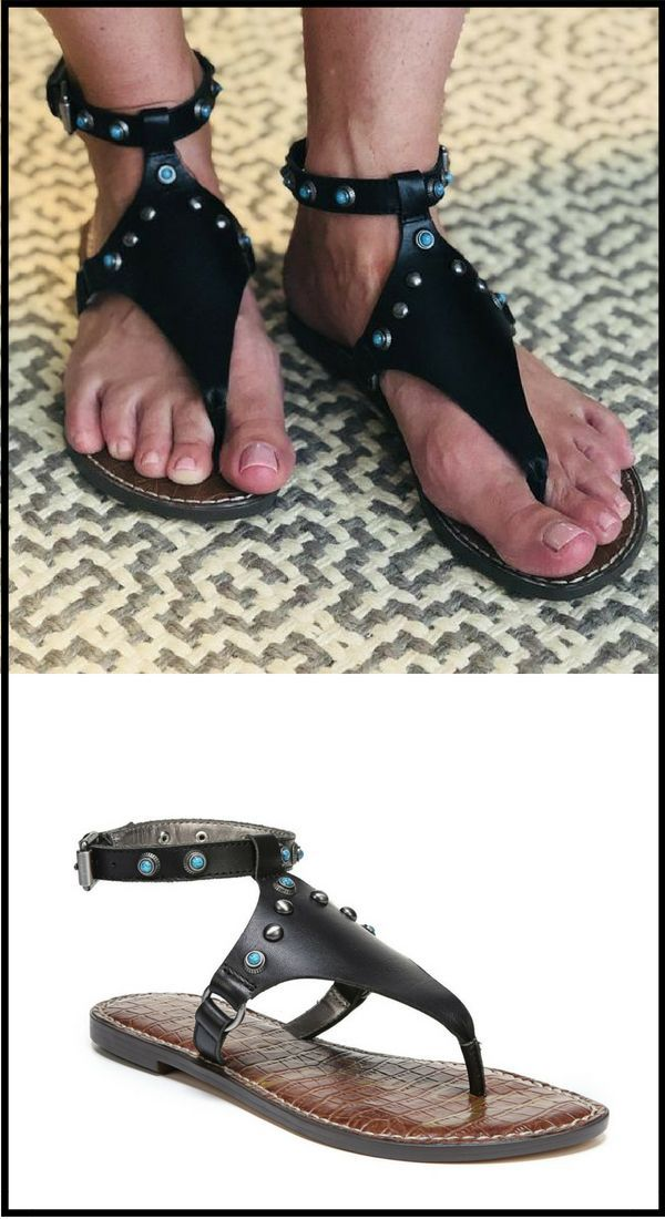 c1ae1e81f Sam Edelman Galena sandals. Just received these studded sandals and I m in  love