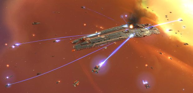 Homeworld | Rock, Paper, Shotgun - PC Game Reviews, Previews, Subjectivity