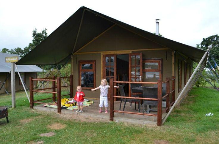 "Glamping at Crealy Meadows in Devon: safari tent review - Tin Box Traveller. Read more via ""Camping News"""