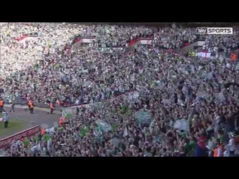 Brentford 1-2 Yeovil Town - League One Playoff Final 19/5/13 - YouTube