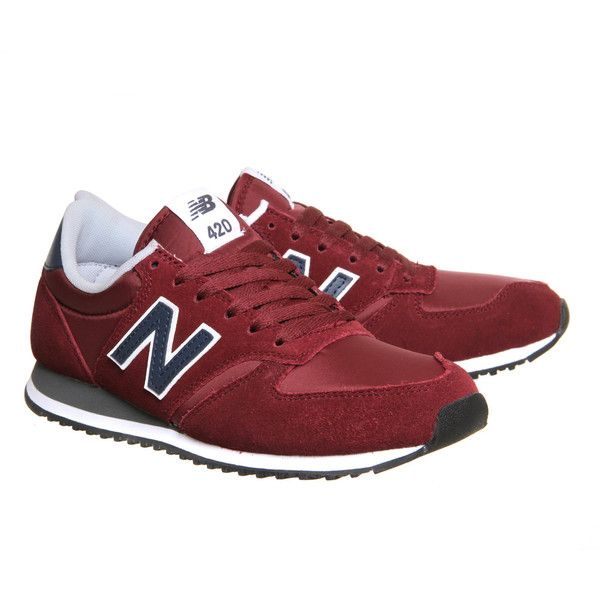 500 Trainers In Red - Red New Balance TG6Qf2qG