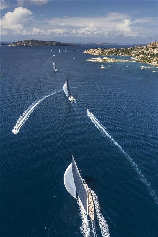 Picture image-723 « Porto Cervo – Maxi Yacht Rolex Cup – Risultati finali   VelaBlog Mistro