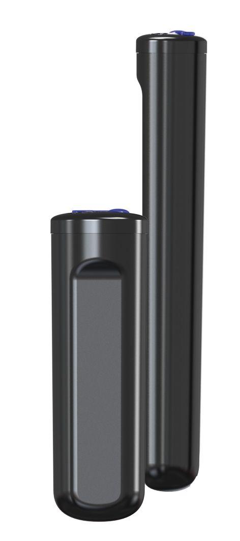 2 modelli disponibili per tartarughiere e piccoli acquari fino a 40 Litri Fully Submersible Shatter proof Thermal plastic Heater : the perfect size heater for mini tanks and turtle tanks up to 40 L (10 Gal)