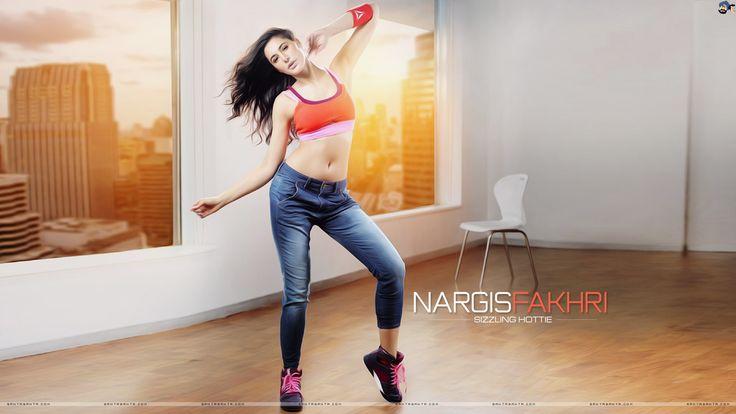 Nargis+Fakhri more @ http://www.luvcelebs.com